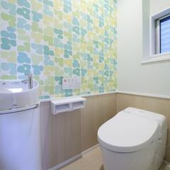 毎日使うトイレだからこそリラックスできる空間に