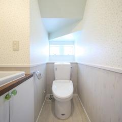 トイレもおしゃれな空間に