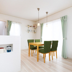 川越市上戸新町の高性能リフォーム住宅で暮らしづくりを♪