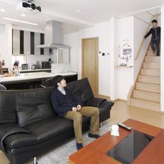 クレバリーホームの新築住宅を洲本市相川組で建てる♪