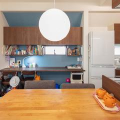 キッチン横のスタディスペース