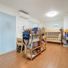 可変性のある子供部屋