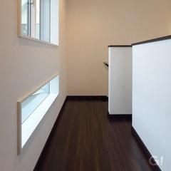 2階の階段ホール