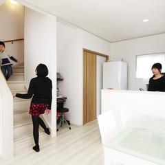 君津市糠田飛地のデザイン住宅なら千葉県君津市のハウスメーカークレバリーホームまで♪FC本部(住宅館LABO)
