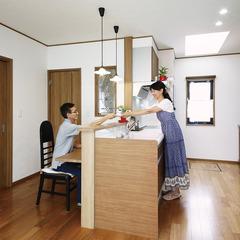 君津市上湯江でクレバリーホームのマイホーム建て替え♪FC本部(住宅館LABO)