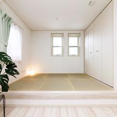 つくば市上野のナチュラルなお家のリフォームなら茨城県つくば市のクレバリーホームまで♪つくば支店