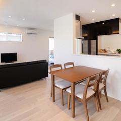 古河市新久田のリゾートな家で便利な造作棚のあるお家は、クレバリーホーム古河店まで!
