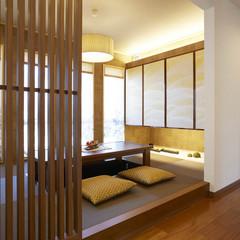 土浦市矢作の木造軸組み工法の家でおしゃれなデザインクロスのあるお家は、クレバリーホーム 土浦店まで!