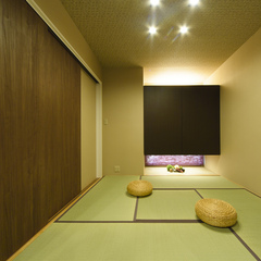 本格的な和室