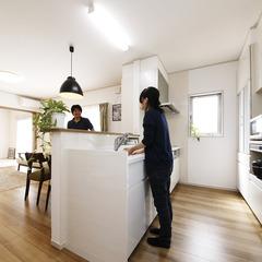 松阪市嬉野天花寺町のお家づくりの新築デザインなら松阪市のハウスメーカークレバリーホームまで♪松阪店