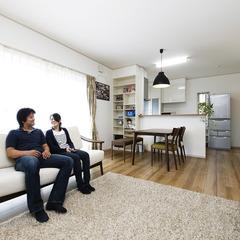 松阪市嬉野中川町のお家づくりの新築デザインなら松阪市のハウスメーカークレバリーホームまで♪松阪店