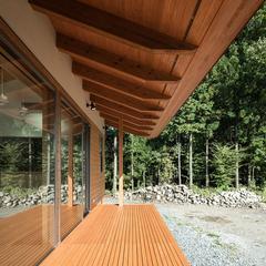 秩父産木材の建築