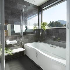 甲府市七沢町の家事楽な家で強化ガラスのあるお家は、クレバリーホーム 富士吉田店まで!