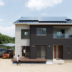 富士吉田市新西原のデザイナーズ住宅をクレバリーホームで建てる♪富士吉田支店