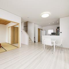長岡市上除町のクレバリーホームでデザイナーズハウスを建てる♪長岡支店