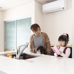 長野市三本柳西の新築住宅は長野県長野市のクレバリーホームへ!