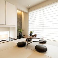 徳島市津田浜之町のシンプルモダンな家で中庭のあるお家は、クレバリーホーム徳島南店まで!