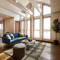 徳島市徳島本町のカフェ風な家でおしゃれな造作家具のあるお家は、クレバリーホーム徳島南店まで!