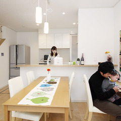 徳島市富田町の高品質一戸建てをクレバリーホームで建てる♪徳島南店