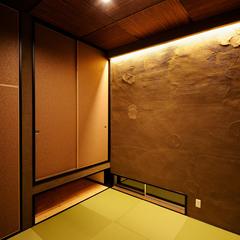 デザイナーズ住宅 居酒屋みたいな和室