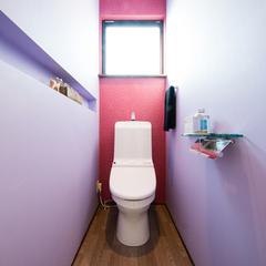 お洒落なトイレ 注文住宅