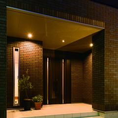 米子市目久美町のデザイナーズ住宅でこだわりあるドアのあるお家は、クレバリーホーム 米子店まで!