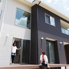 松江市内中原町の木造注文住宅をクレバリーホームで建てる♪松江店