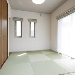 益田市染羽町の高性能一戸建てなら島根県益田市のクレバリーホームまで♪益田店