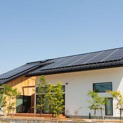 太陽光でゼロエネルギー (株)櫻井建設 山形市
