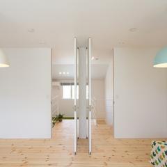 TRETTIO GRAD モデルハウス 北欧住宅 山形市 LCCM住宅 子供部屋