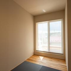 玄関 櫻井建設 BDAC=Style  奥野公章 和室