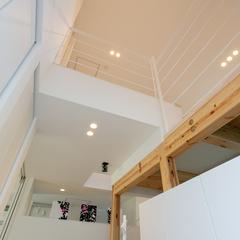トレッティオグラード 吹き抜け玄関 空間の使い方 30歳からの家づくり 櫻井建設