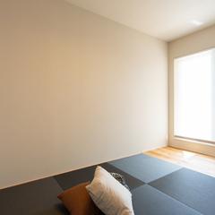 BDAC=Style ビーダックスタイル 和室 大きな窓 奥野公章 (株)櫻井建設