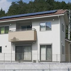 津山市河辺の新築注文住宅なら岡山県津山市のハウスメーカークレバリーホームまで♪津山店
