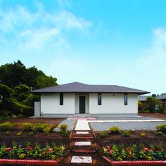 上質ワンフロアに住む 広島の注文住宅・新築一戸建てはテクナホームへ