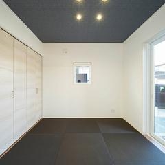 【上越妙高】30坪台のローコスト住宅成功実例【和室・畳スペース】