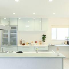 【上越市妙高市で新築♪】安くて高品質な注文住宅はジャスミーハウス!【キッチン・システムバス】