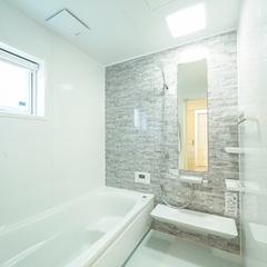 ユニットバス・お風呂の壁面デザイン