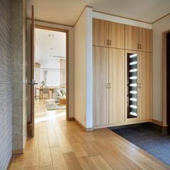 鹿屋市飯隈町のシンプルな家で広々収納のあるお家は、クレバリーホーム鹿屋中央店まで!
