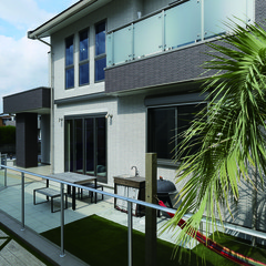 沖縄市大里のミッドセンチュリーな家で趣味の部屋のあるお家は、クレバリーホーム泡瀬店まで!