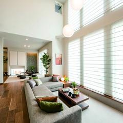 沖縄市照屋の北欧な家で光庭のあるお家は、クレバリーホーム泡瀬店まで!