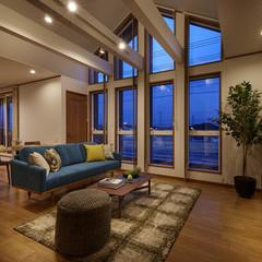 沖縄市宮里のブルックリンな家でかっこいい書斎のあるお家は、クレバリーホーム泡瀬店まで!