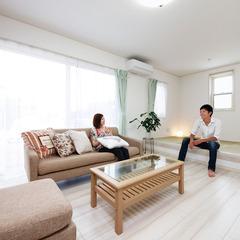 沖縄市嘉間良の新築一戸建住宅なら沖縄市のハウスメーカークレバリーホームまで♪泡瀬店