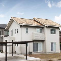 沖縄市久保田の新築一戸建住宅なら沖縄市のハウスメーカークレバリーホームまで♪泡瀬店