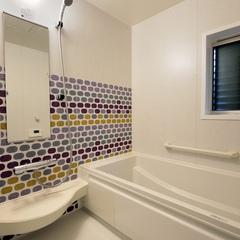 山際建設より・デザインが素敵な浴室・川口市