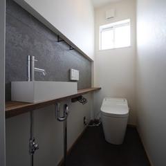 K-Industrialデザイン・インダストリアルなトイレ