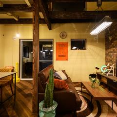 川口市注文住宅・インダストリアルデザイン住宅は埼玉県川口市のK-industrialまで♪
