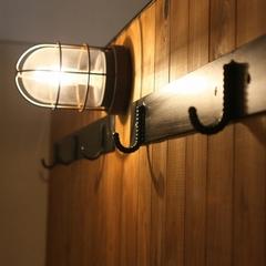 K-industrial・インダストリアルデザイン:照明