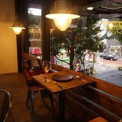 川口市 ステキなテーブル空間