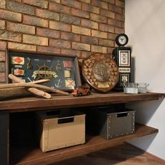 K-industrialよりデザイン企画住宅K-Brooklynのインテリア雑貨
